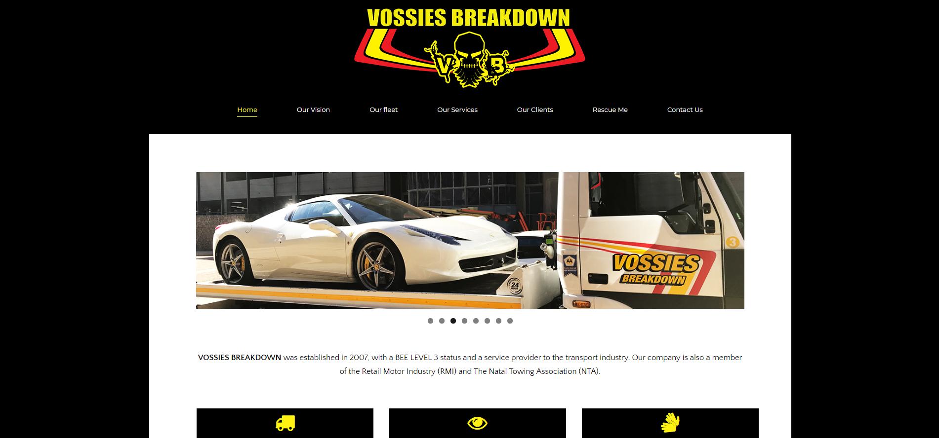 vossiesbreakdown